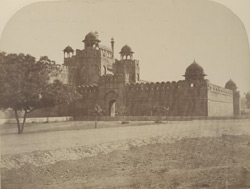 Lahore Gate, Red Fort, Delhi.